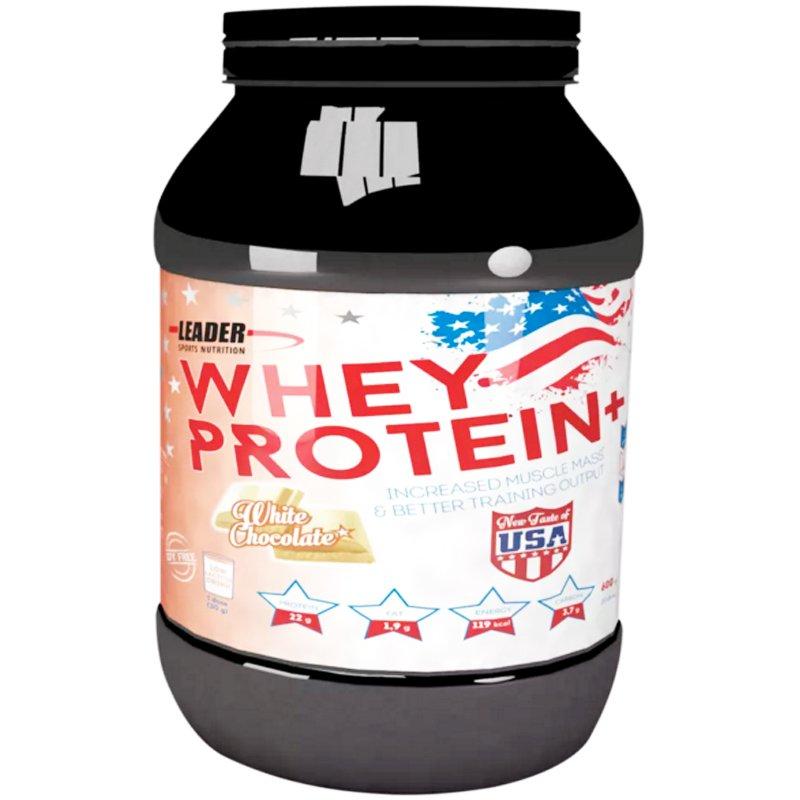 "Proteinpulver ""White Chocolate"" 600g - 48% rabatt"