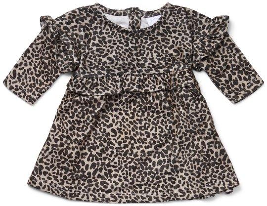 Luca & Lola Regina Kjole Baby, Leopard 56