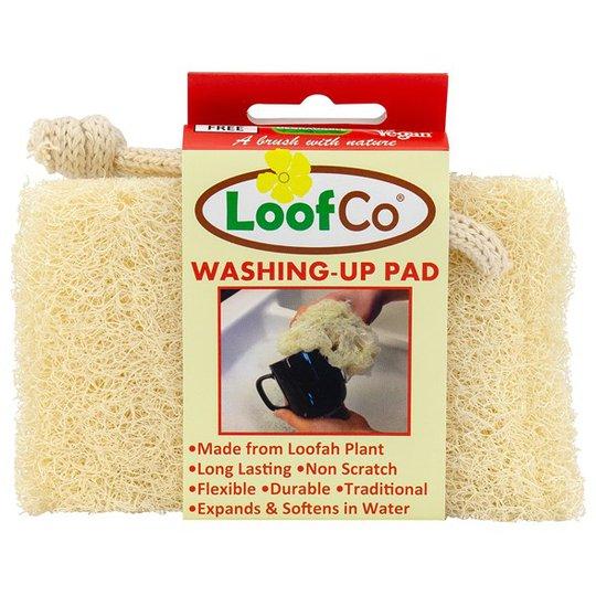 LoofCo Loofah Washing-Up Pad