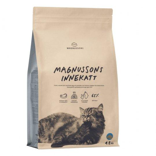 Magnussons Innekatt (4,8 kg)