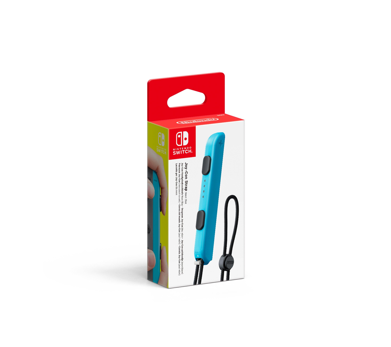 Nintendo Switch Joy-Con Controller Strap (Neon Blue)