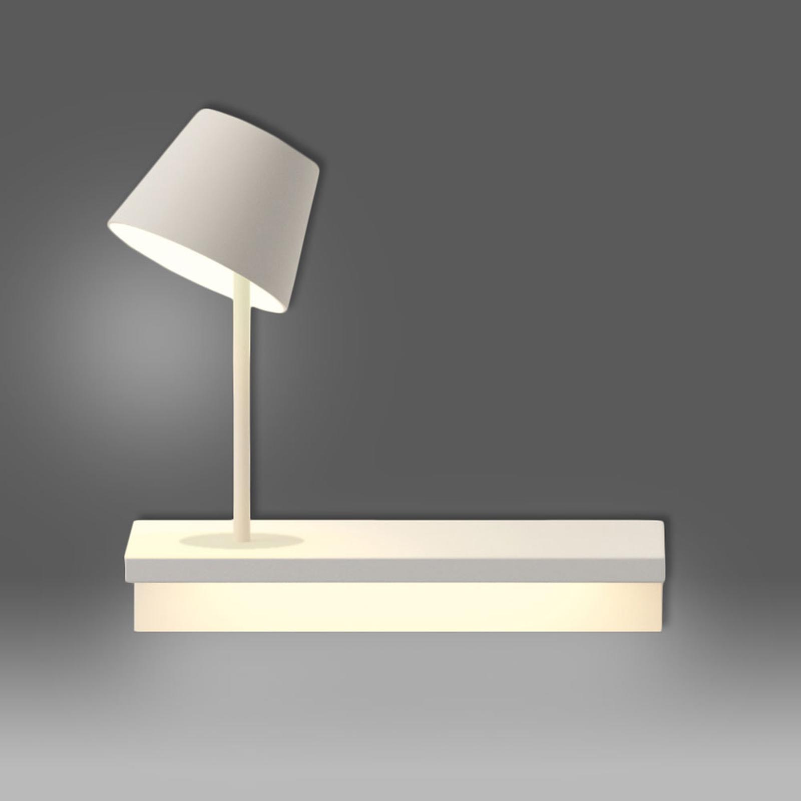Moderni LED-seinävalaisin Suite 29 cm