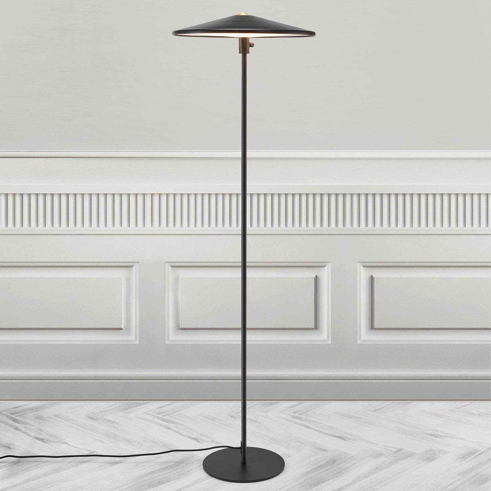 LED-lattiavalaisin Balance, integroitu himmennin
