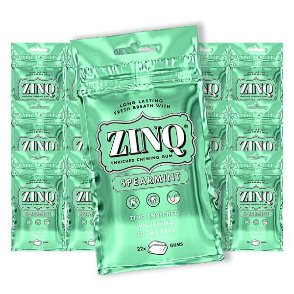 ZINQ Spearmint 31.5g x 15 st