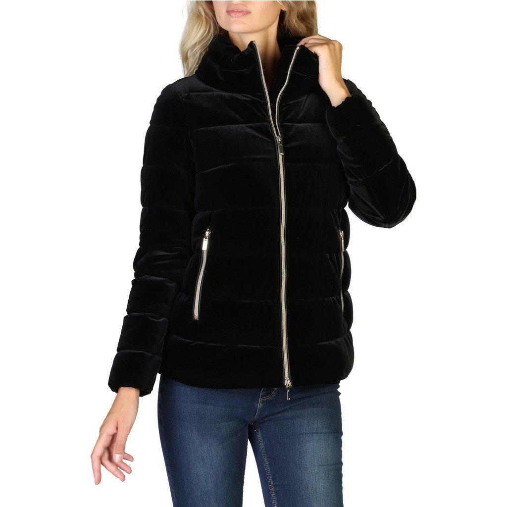Geox Women's Jacket Black W9428YT2568 - black 42