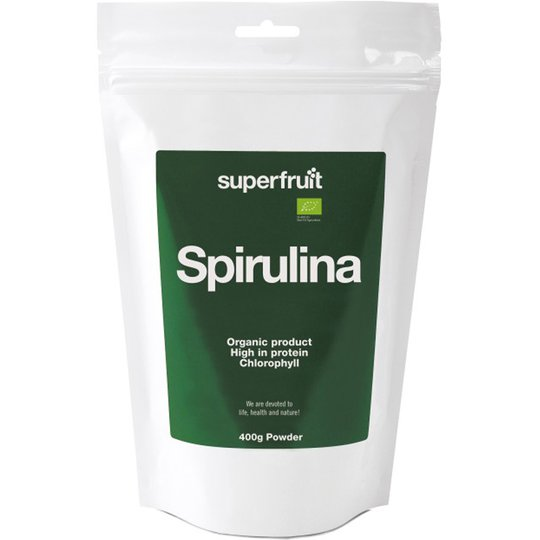 Luomu Spirulinajauhe 400g - 29% alennus
