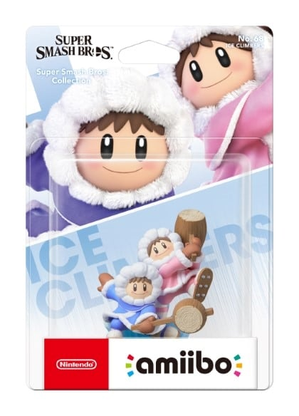 Amiibo Ice Climbers (Super Smash Bros. Collection)