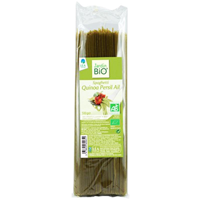 "Pasta Spaghetti ""Quinoa, Persilja & Vitlök"" 500g - 60% rabatt"