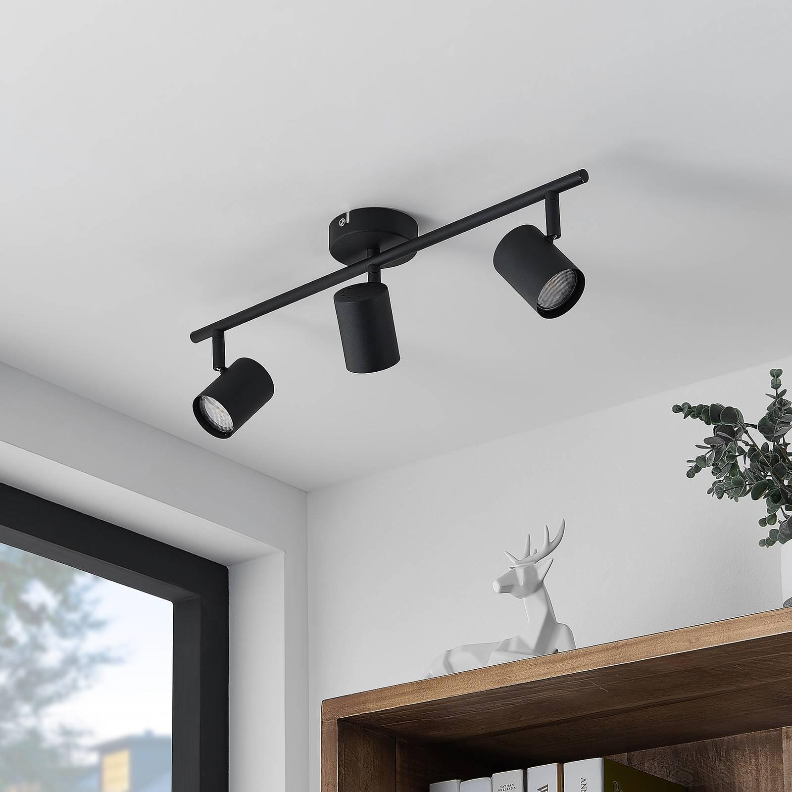 ELC Binola -LED-kohdevalaisin, 3-lamppuinen