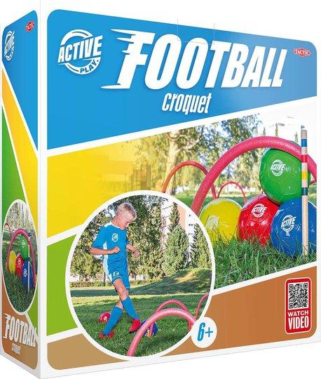 Tactic Football Croquet Spill