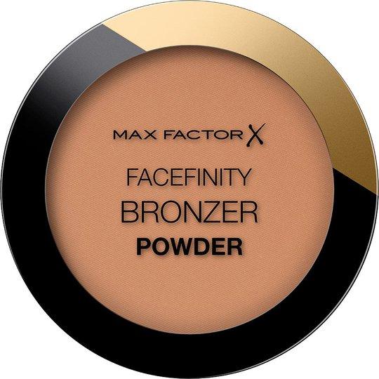 Facefinity Powder Bronzer, 10 ml Max Factor Aurinkopuuteri