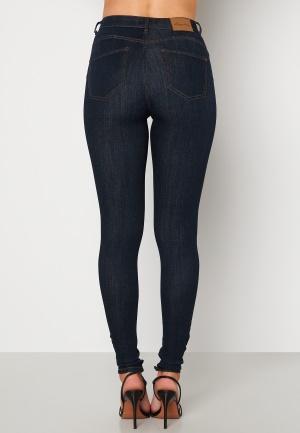 Happy Holly Amy push up jeans Dark denim 50S