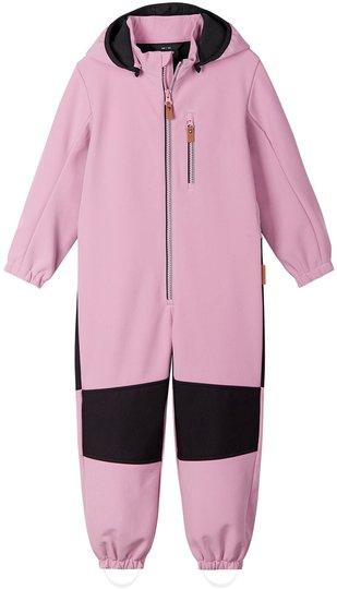 Reima Nurmes Softshelldress, Rosy Pink, 92