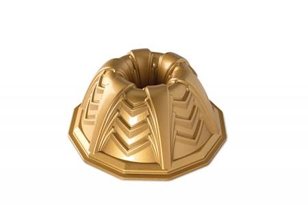 Marquee Sockerkaksform Guld