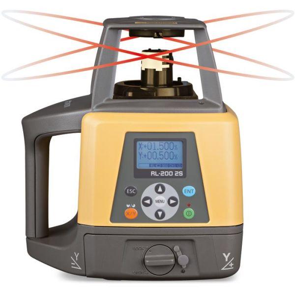 Topcon RL-200 2S Pyörivä laser