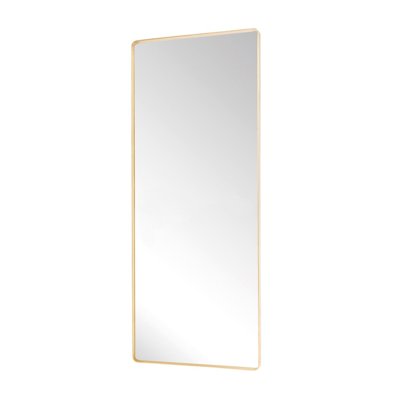 Spegel helkropp mässing 152 cm Hubsch
