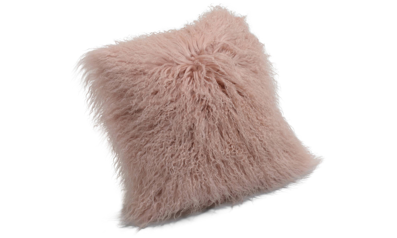 Shansi saueskinnpute - dusty pink