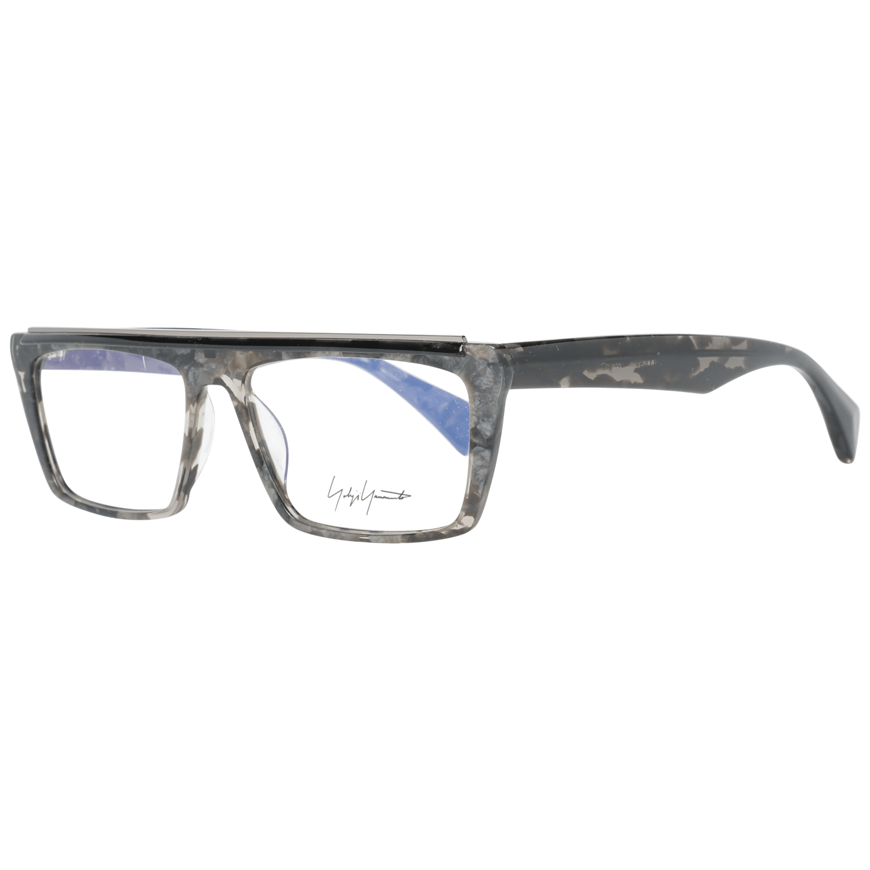 Yohji Yamamoto Women's Optical Frames Eyewear Grey YY1045 57055
