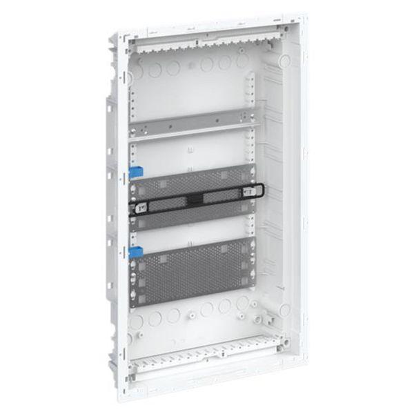 ABB UK600 2CPX031395R9999 Vakiokeskuskotelo ilman ovea 3-rivinen