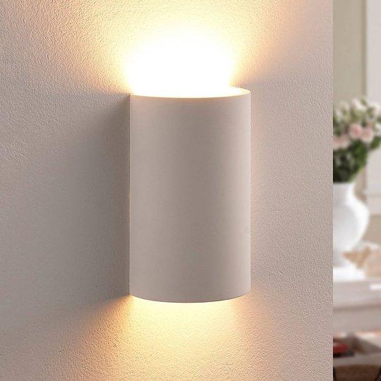 Puolipyöreä LED-kipsiseinävalaisin Colja