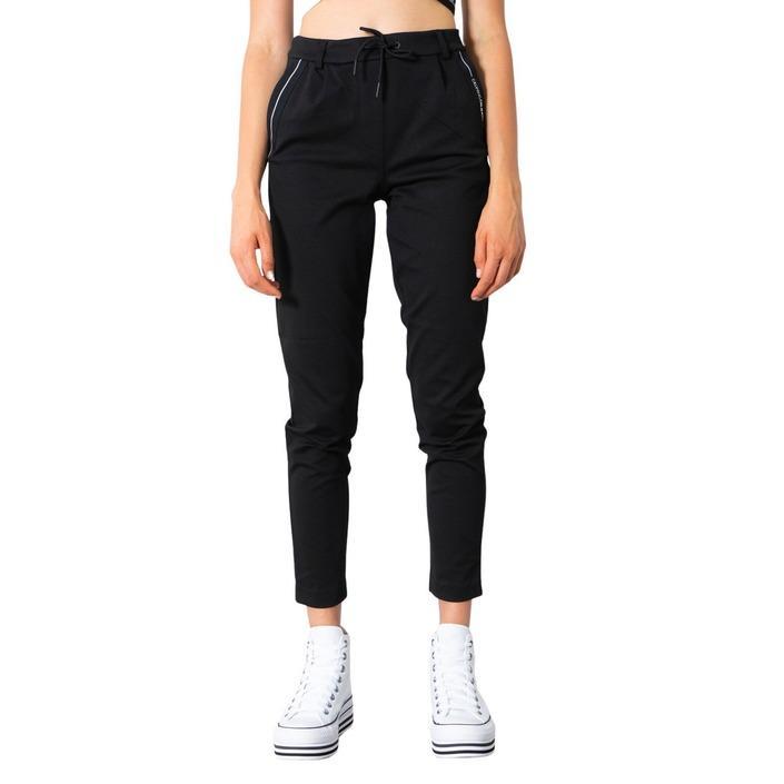 Calvin Klein Jeans Women's Trouser Black 299843 - black XS