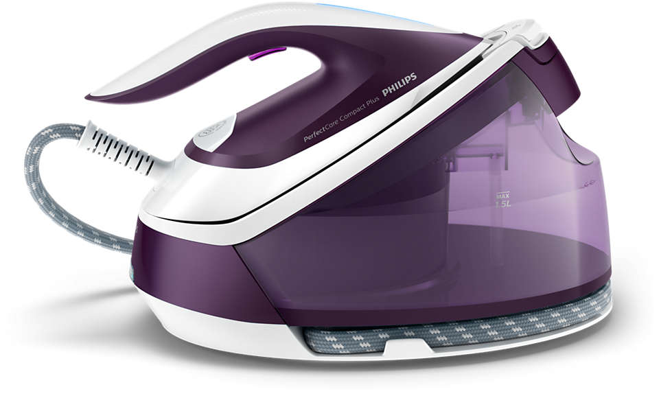 Philips - PerfectCare Compact Plus - Iron with Steam Station