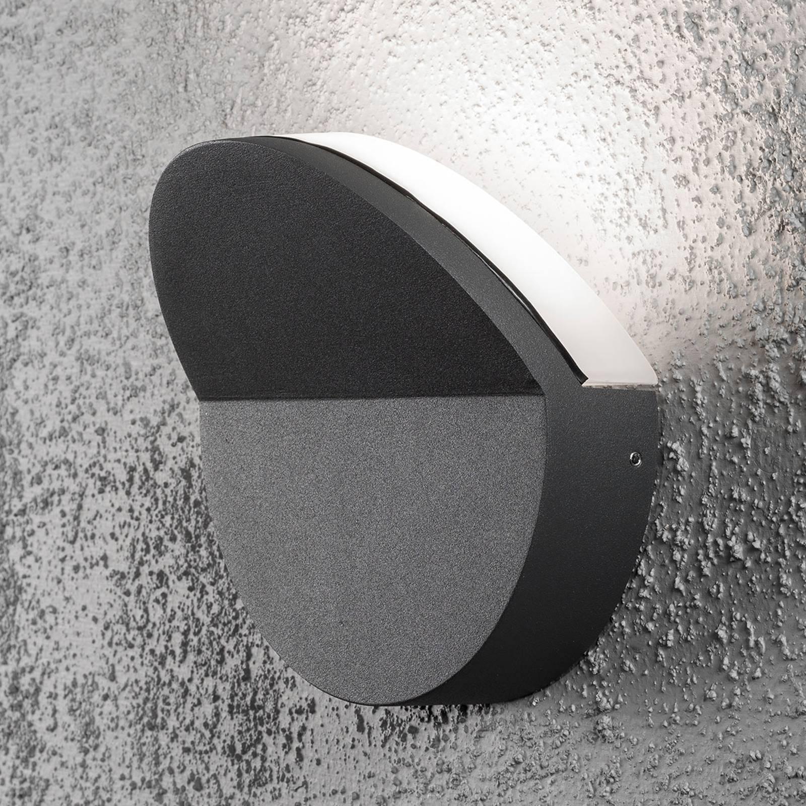 Matera – ylöspäin loistava LED-ulkoseinävalaisin