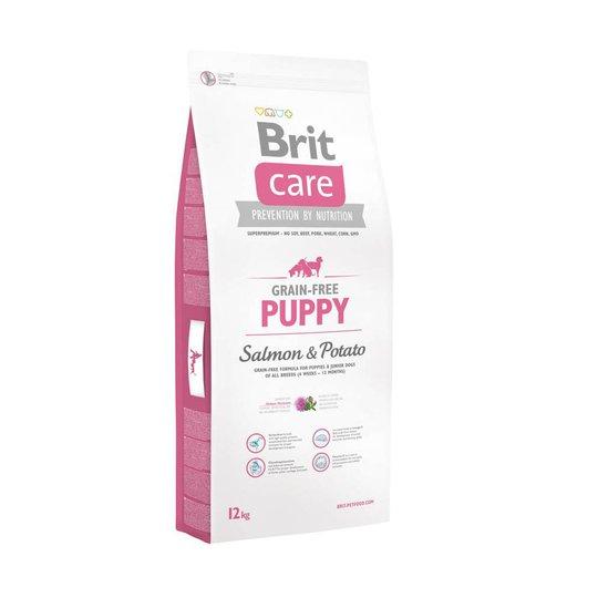 Brit Care Grain-free Puppy Salmon & Potato (12 kg)