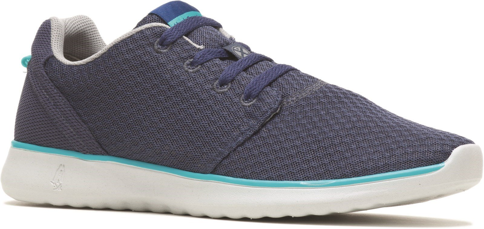 Hush Puppies Men's Good Lace Trainer Various Colours 31986 - Navy 6