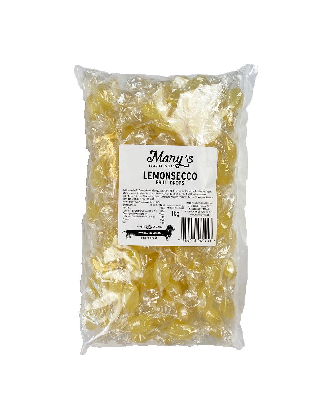 Karamell Lemonsecco 1kg