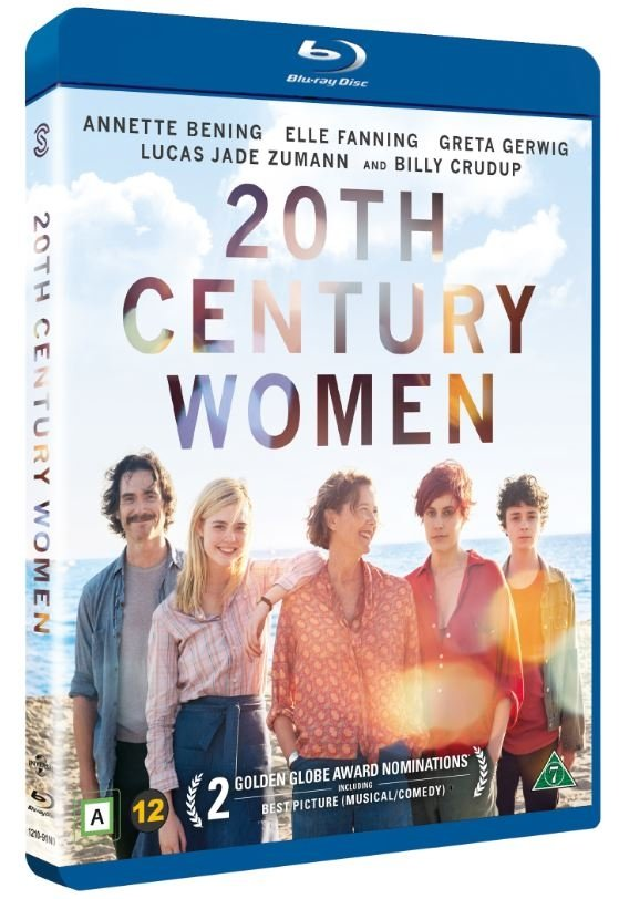 20Th Century Women / Alletiders Kvinder (Blu-Ray)