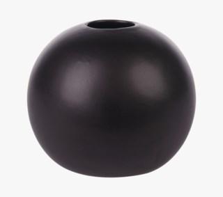 Ritual maljakko musta