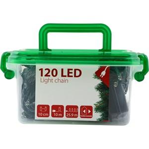 Ljusslinga 120 LED 24V Inne/ute