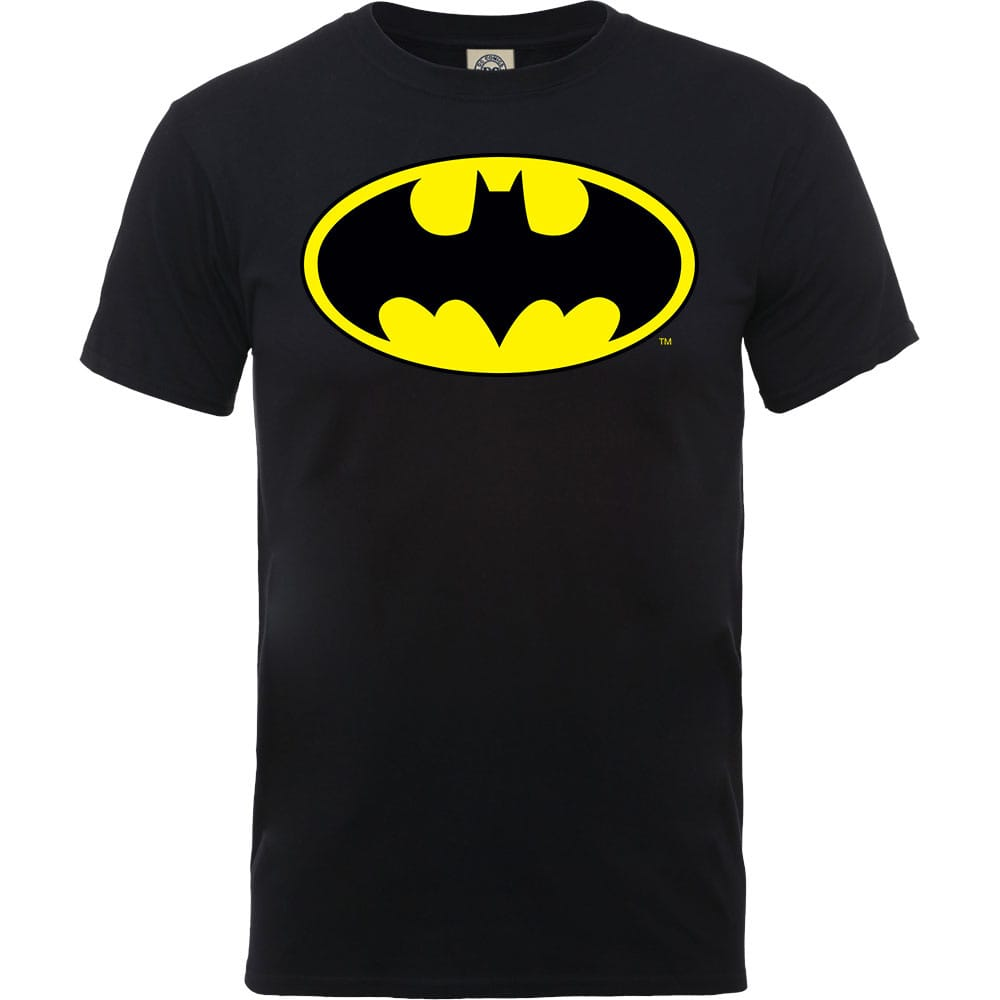 Batman Logo T-Shirt, 12-13 år