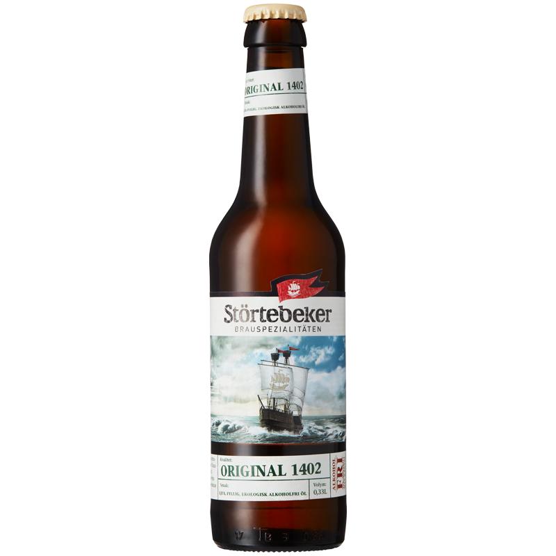Alkoholfri KRAV öl - 30% rabatt