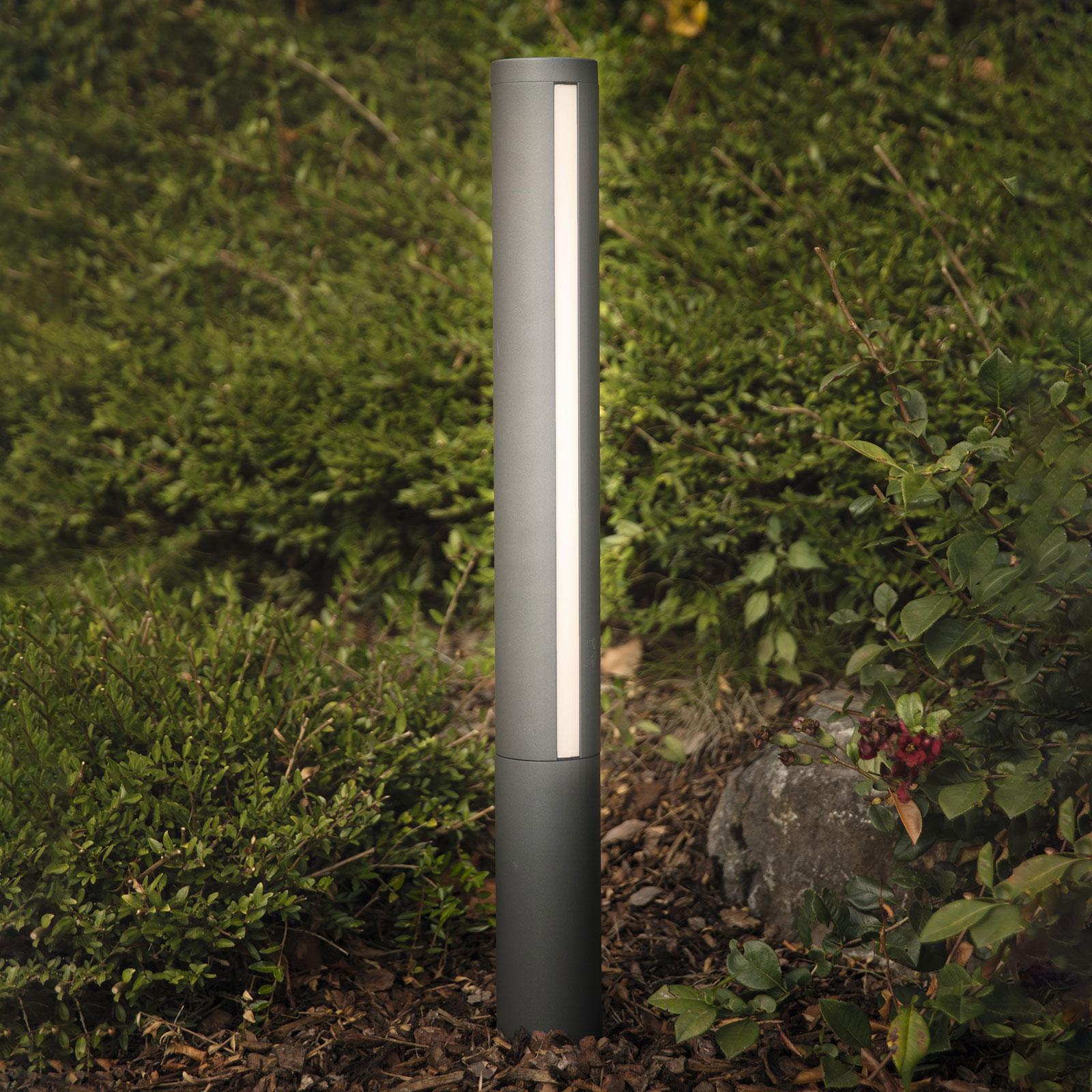 LED-pylväsvalaisin Lilia, korkeus 75 cm