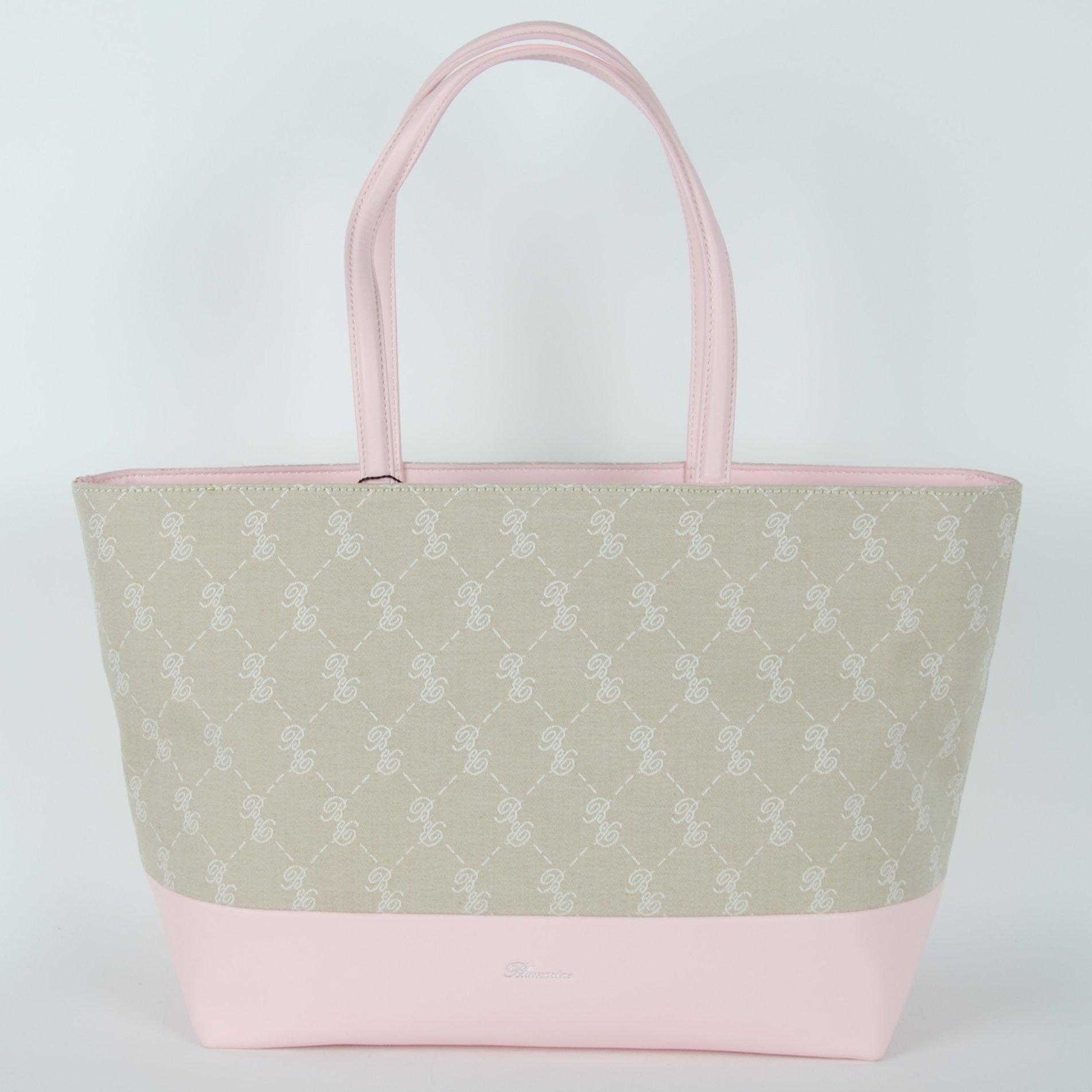 Blumarine Women's Shopping Bag Pink BL1421482