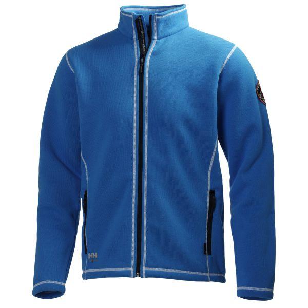 Helly Hansen Workwear Hay River Fleecejacka blå S