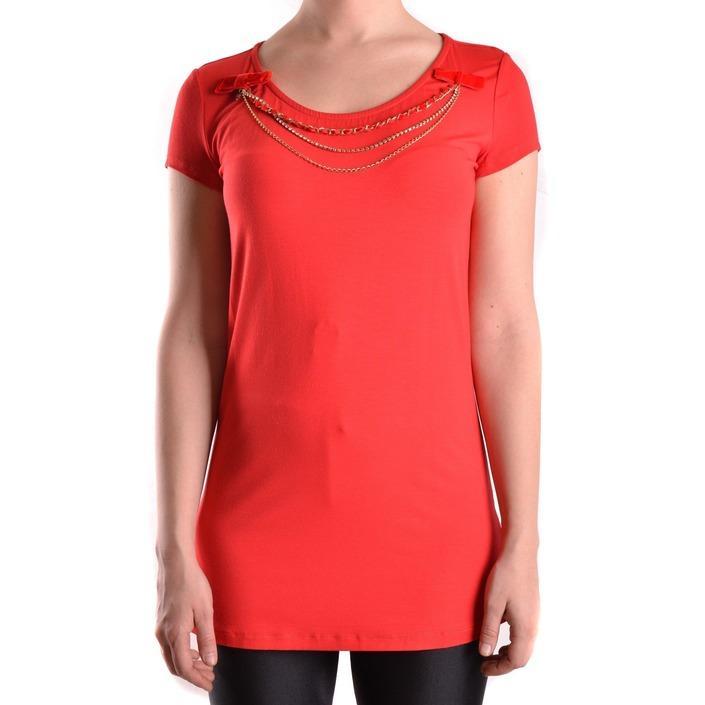 Elisabetta Franchi Women's T-Shirt Red 161206 - red 38