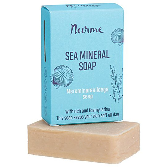 Nurme Sea Mineral Soap, 100 g