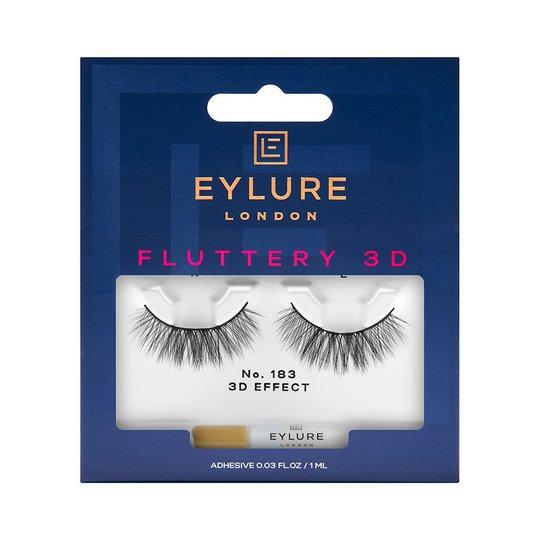 Fluttery 3D, 1 ml Eylure Irtoripset