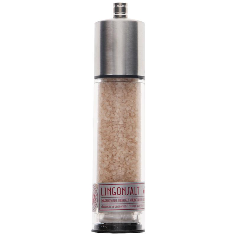 Kryddkvarn Lingonsalt - 34% rabatt