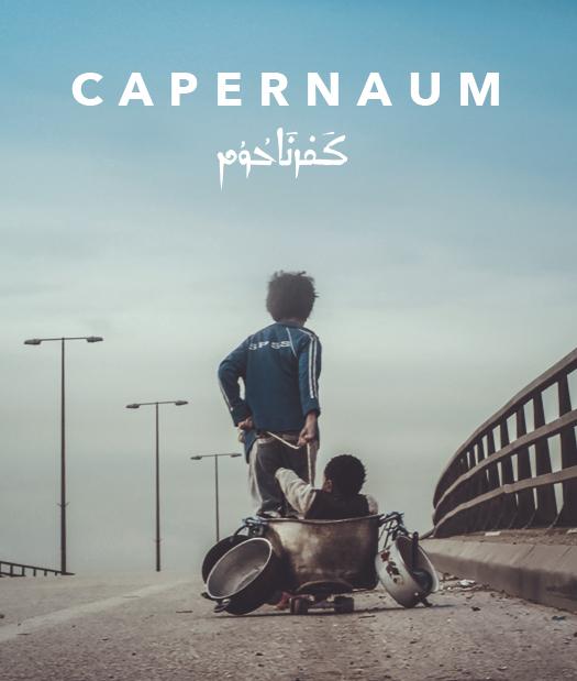 Capernaum DVD