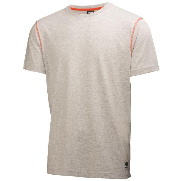 Helly Hansen Workwear 79024-950 T-paita Harmaa S