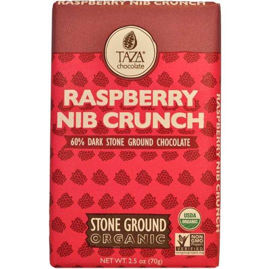 Rasberry NIB Crunch - 72% rabatt