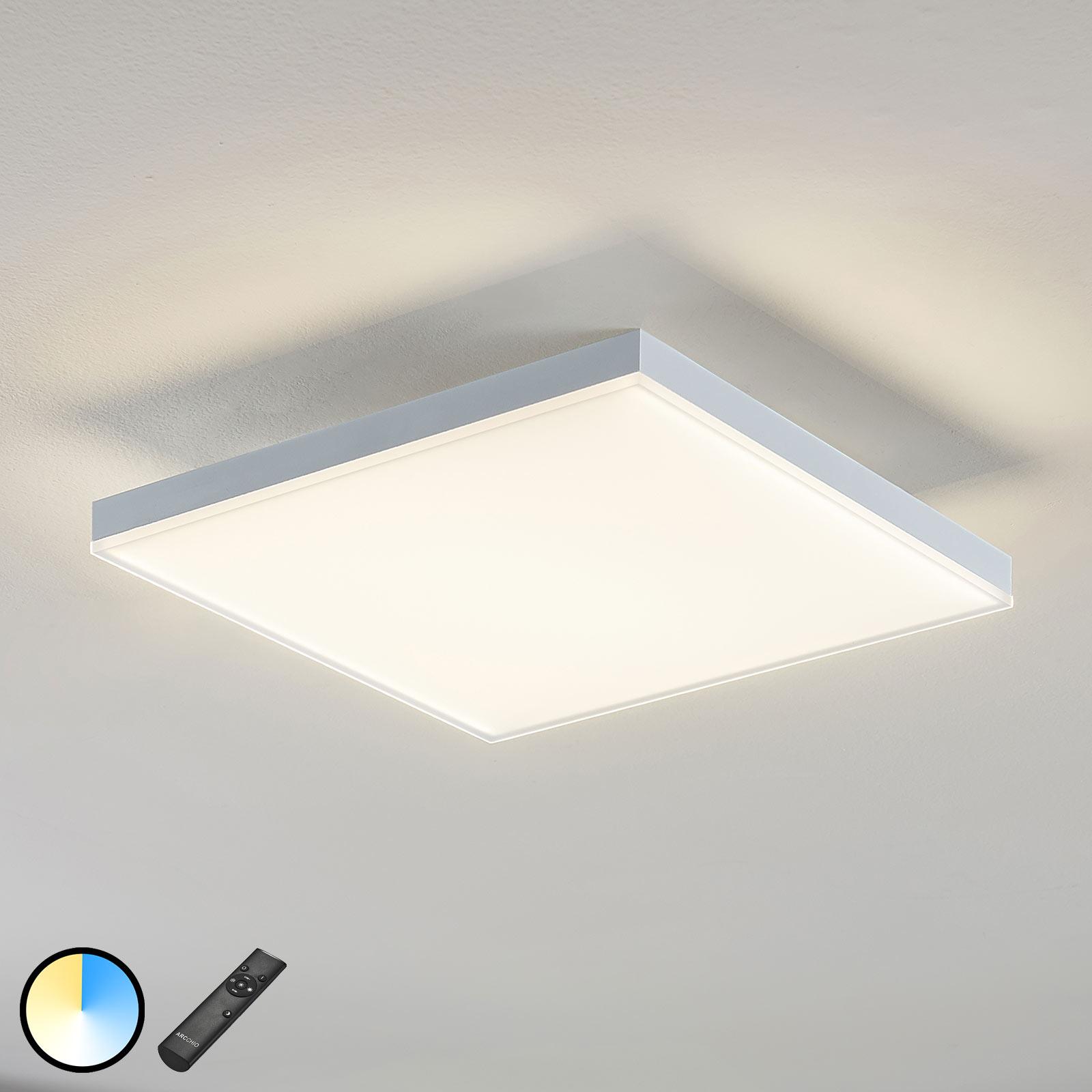 LED-paneeli Blaan CCT, kaukosäädin 29,5 x 29,5cm