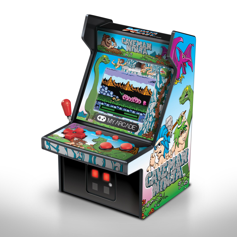 Myarcade Micro Player Caveman Ninja Retro