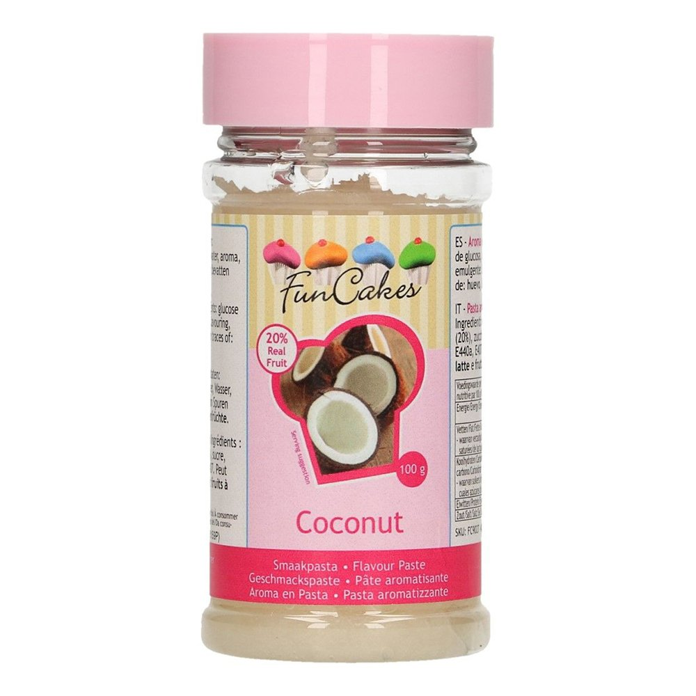 FunCakes Smaksättning Coconut - 100g