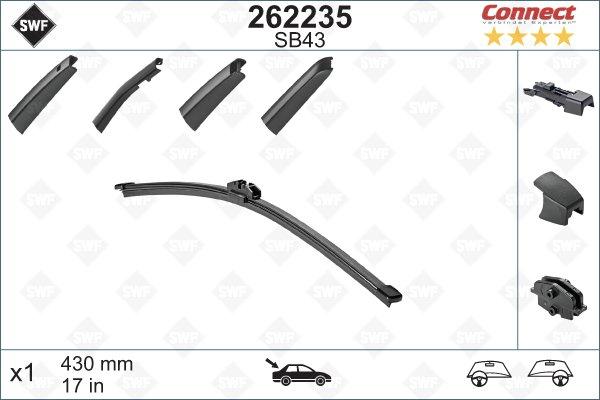 Flatblade SB43 430