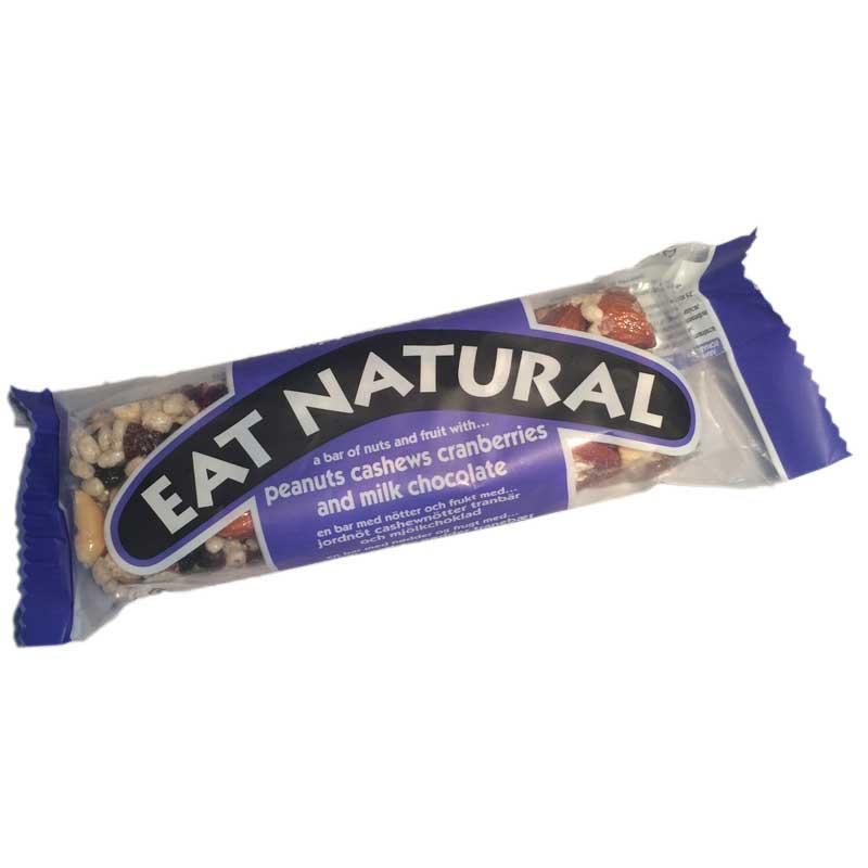 Bar Eat Natural Jordnöt - 66% rabatt